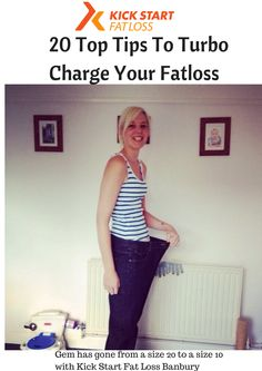Best way to kick start fat loss