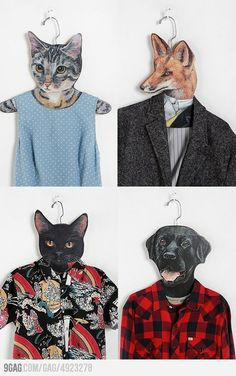 animal hangers