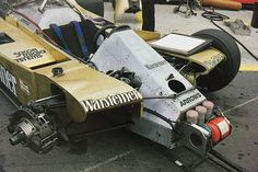 "Arrows A2. The concept was to design a ""wingless"" car. It suffered from serious porpoising and other aero problems"