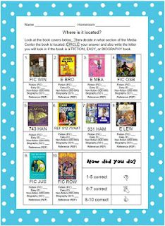 The Book Bug: Helping Patrons Help Themselves:using Destiny and discovering the sections of the library Library Games, Library Plan, Library Lesson Plans, Library Center, Library Activities, Library Books, Library Ideas, Library Science, School Library Lessons
