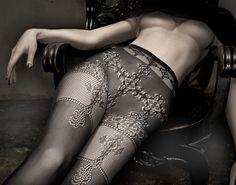 #lingerie #ericam #hosiery #autumntrends #legwear #bodywear #tights #pantyhose #sexy #undergarment #secondskin #Lourdes #Leg #Sensual