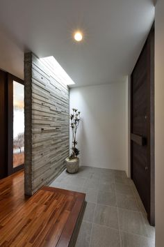 34 Trendy Home Dream Exterior Entrance Japanese Modern House, Japanese Home Design, Japanese Interior, Small Bathroom Interior, House Entrance, Entrance Ideas, Home Design Plans, Trendy Home, Contemporary Architecture
