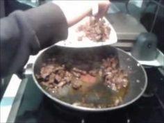 Ciger Kavurma (Kıbrıs Yemekleri) CEIT 417 - YouTube