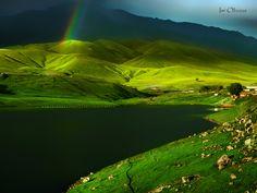 https://flic.kr/p/PuYKRm | New Day | Mt.Goshgar & Khoshbulag lake.Dashkesan region,Azebaijan