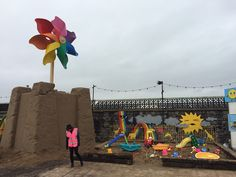 Welcome to Dismaland: A First Look at Banksy's New Art Exhibition Housed Inside a Dystopian Theme Park   Colossal