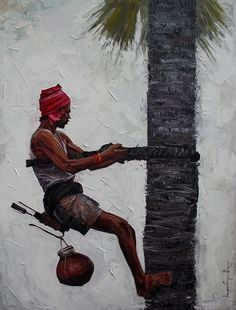 What is Your Painting Style? How do you find your own painting style? What is your painting style? Indian Paintings On Canvas, Indian Artwork, Cool Paintings, Canvas Art, Scenery Paintings, Abstract Paintings, Indian Illustration, Art Village, Indian Village