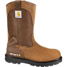 757feeb96f Special Offers Available Click Image Above: Carhartt Men's 11 Inch Bison  Waterproof Safety Toe Work Boots