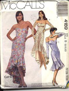 Vintage Flamenco Dresses
