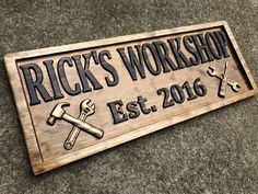 Gifts For Husband, Fathers Day Gifts, Gifts For Him, Men Gifts, Personalized Wood Signs, Wooden Signs, Diy Crafts For Tweens, Vintage Store, Birthday Coupons