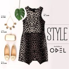 STYLE!  #ODEL #OdelFashion #OdelStyle #Trends #Style #Fashion