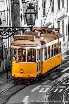 My Lx - Tram, Lisbon, Portugal