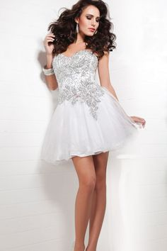 Buy 2013 Homecoming Dresses A Line Sweetheart Short Mini Beads Sequins PL18GDH7 latest design at online stores, high quality of cheap wedding dresses, fashion special occasion dresses and more, free shipping worldwide.