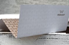 Briefpapier für Periant Corporate Design, Notebook, Writing Paper, Brand Design, The Notebook, Exercise Book, Branding Design, Notebooks