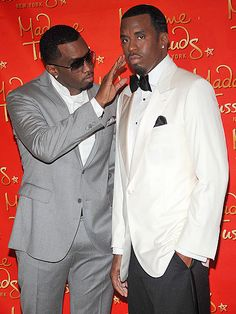 But Madame Tussauds allows you to take pictures with your divas.So here are Best Celebrity Wax Figures. Sean P Diddy Combs, Sean Combs, Black Celebrities, Celebs, Bad Boy Entertainment, David And Victoria Beckham, Love And Hip, Wax Museum, Madame Tussauds