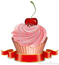Cupcake Clipart Eps Images 4654 Clip Art Vector Illustrations