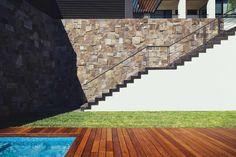 Residencia R53: Jardines de estilo moderno por Imativa Arquitectos