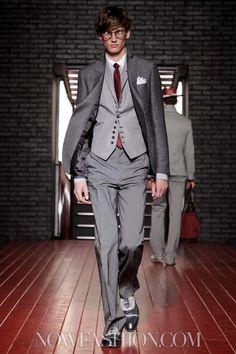 John Varvatos Menswear Spring Summer 2013 Milan
