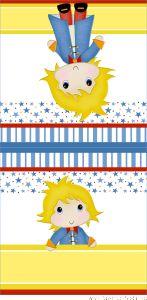 kit pequeno príncipe case pirulito