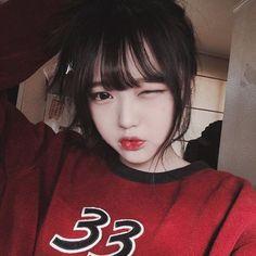 korea, ulzzang, and オルチャン image                                                                                                                                                     Más