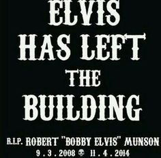 "Bobby "" Elvis"" Munson"