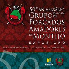 Pátio de Quadrilhas: Exposição dos 50 Anos do Grupo de Forcados Amadore...