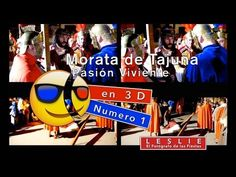 Morata de Tajuña · Pasión Viviente · en 3D - Numero 1 (Jesús y los Romanos) ··· SBS (side-by-side) - YouTube