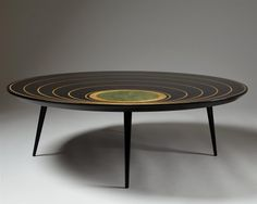 MoodBoardMix XI - Occasional table, Anonymous, Italy. 1950's. ...