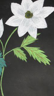 Kaarisillan kuvataide: Valkovuokot Art Lessons, Origami, Spring Summer, Flowers, Plants, Color Art Lessons, Origami Paper, Plant, Art Education