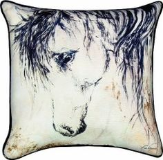 21 Awesome Throw Pillows & Covers for the Horse Lover