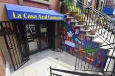 ☐ La Casa Azul Bookstore — NYC #bookstores
