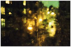 it's rainy night in the finlay drive | Rado Klein | Flickr