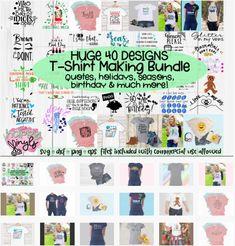 Unicorn Bundle 10 Designs Pack Unicorn SVG Bundle Group