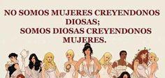 Mujeres Diosas