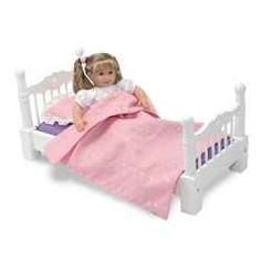 Doll Furniture On Pinterest Doll Beds Wooden Dolls And Dolls