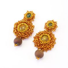 Earrings from Small & Stylish collection.