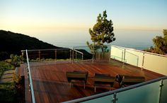 Malibu Design Deck Santa Monica, Own Home, Picture Video, Hardwood Floors, Deck, Flooring Ideas, Outdoor Decor, Pictures, Design