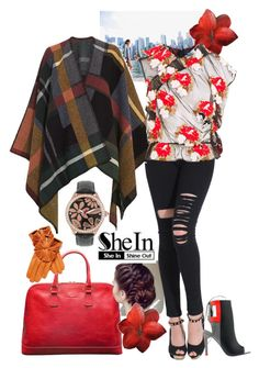 Designer Clothes, Shoes & Bags for Women Fabre, Slim Pants, Betsey Johnson, Denim, Polyvore, Stuff To Buy, Shopping, Collection, Black