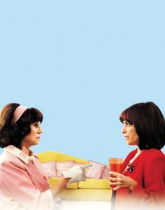 Women on the Verge of a Nervous Breakdown [1988] directed by Pedro Almodóvar, starring Carmen Maura, Antonio Banderas, and Julieta Serrano.