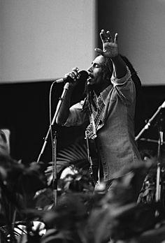 Bob Marley live! Jammin'