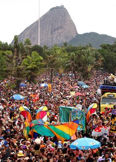With its carnival and many gay events, Rio De Janeiro is one of the most popular travel destinations around the world