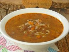 Homemade Beauty Products, Cheeseburger Chowder, Health Fitness, Ethnic Recipes, Soups, Food, Essen, Soup, Meals
