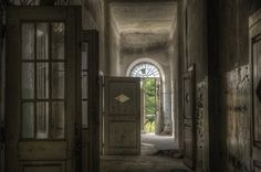 Open Doors Closed Minds
