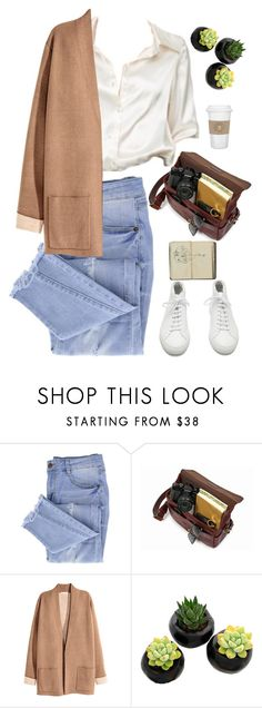 """Untitled #2915"" by wtf-towear ❤ liked on Polyvore featuring Essie, Brandy Melville and WALL"