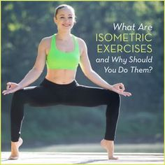 Learn the value of isometric exercises and how they can benefit both healthy and injured athletes.