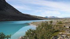 Blåvatnet - The blue lake - Blåvatnet (Photo: Oddrun Skjemstad)