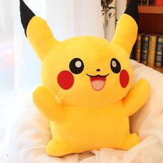 50cm - Lovely Giant Pikachu Toy Pillow Pokemon
