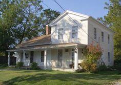 Wyatt Earp Birthplace, Monmouth, IL