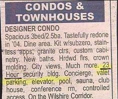 """""""23 Hour security bldg."""" 