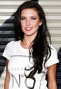 Audrina Patridge... I've been told twice today that I look like her. I had no clue who she is! Lol! She's very pretty! I don't think I look like her but hey, I will take it. :p