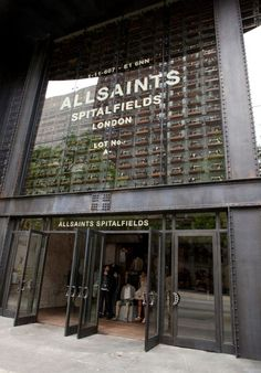AllSaints Spitalfields, British 1994
